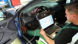 Точки подключения сигнализации Форд Фокус 2 2007г