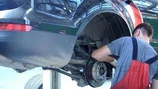 Где находится датчик угла поворота рулевого колеса BMW x5
